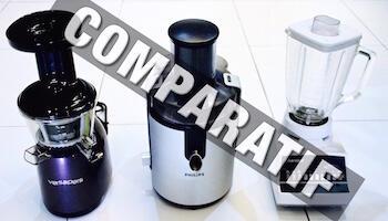 Ep 162 extracteur centrifugeuse mixeur comment choisir - Que choisir extracteur de jus ...