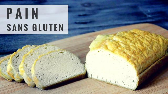 Pain Sans Gluten à la Farine d'Amandes / Pain Ceto – Recette