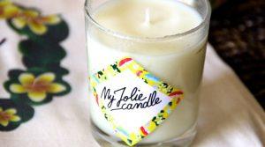 Coup de coeur – Bougie My Jolie Candle