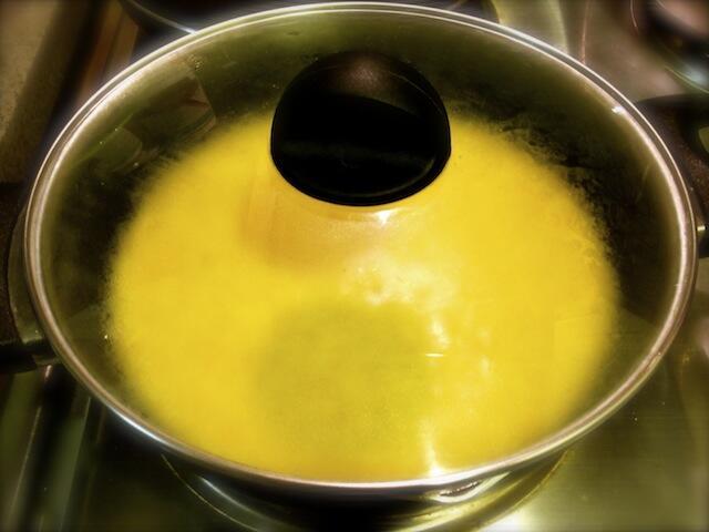 Soupe potiron la coco et au gingembre recette les conseils de sylvie - Soupe potiron cocotte minute ...