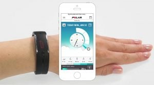Polar Loop – Bracelet d'activité connecté